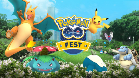 Jaquette de Le Pokémon GO Fest écoule ses places en 30 minutes