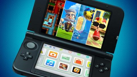 Jaquette de Nintendo : En 2016-2017, 51 % des revenus proviennent de la 3DS