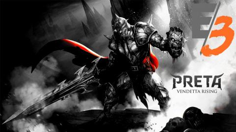 Jaquette de Preta : Vendetta Rising, un RPG coopératif prometteur arrive en réalité virtuelle - E3