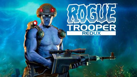 Jaquette de Rogue Trooper Redux : Cinq minutes de gameplay pour redécouvrir ce TPS