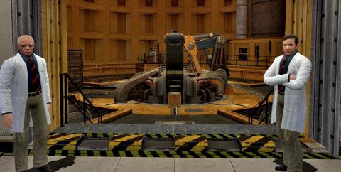 Jaquette de Black Mesa dévoile enfin les niveaux sur Xen