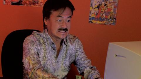 Jaquette de Hironobu Sakaguchi (Final Fantasy) : Son nouveau jeu serait... Terra Battle 2 !