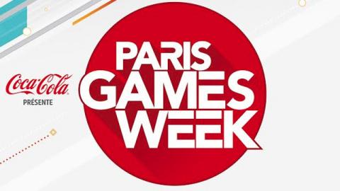 Jaquette de La Paris Games Week 2017 vous donne RDV le 1er novembre