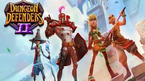 Jaquette de Dungeon Defenders 2 fête sa sortie d'accès anticipé