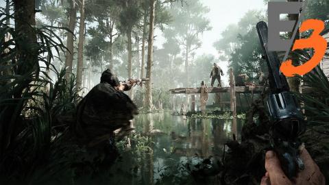 Jaquette de Hunt : Showdown - Du gameplay pour le prochain FPS de Crytek - E3 2017