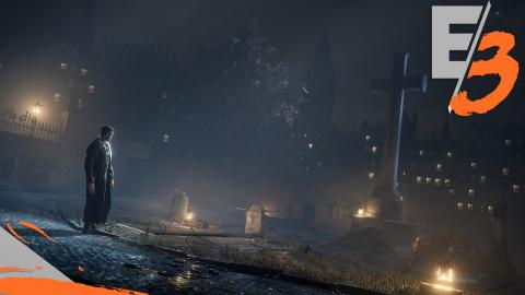 Jaquette de E3 2017: Vampyr, entre choix moraux et vie de quartier