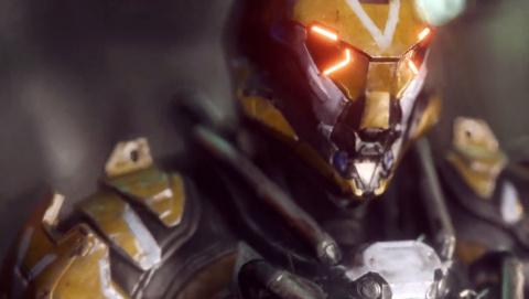 Jaquette de E3 2017 : Electronic Arts compte faire vivre Anthem durant 10 ans