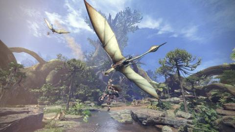 Jaquette de Monster Hunter World : le plein d'infos sur les nouveautés du jeu !