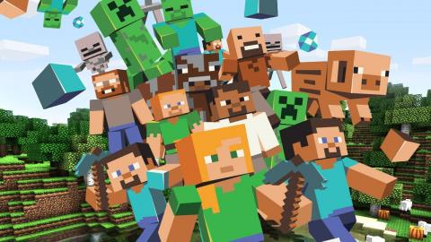 Jaquette de Call of Duty, Mario et Minecraft parmi les marques les plus populaires chez les jeunes américains