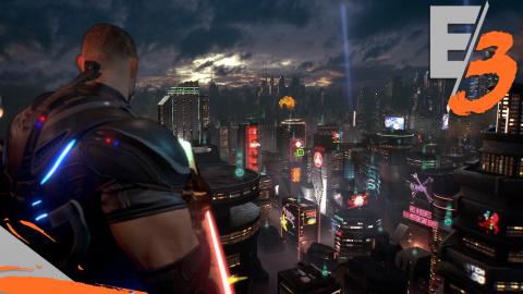 Jaquette de E3 2017 : Crackdown 3, de bonnes idées pour un jeu un peu creux