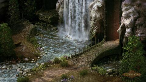 Jaquette de Pillars of Eternity paraîtra cet été sur PlayStation 4 et Xbox One