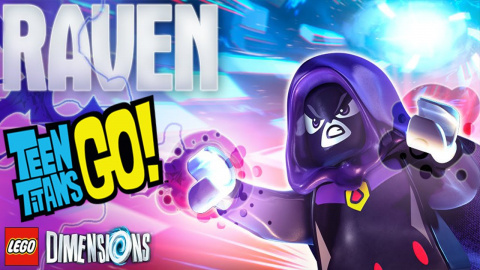 Jaquette de Lego Dimensions accueillera bientôt des packs Teen Titans Go!