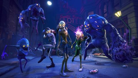 Jaquette de Fortnite sortira en édition physique le 21 juillet sur PC, PS4 et Xbox One