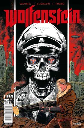 Bethesda prépare des comics Wolfenstein, Dishonored et The Evil Within