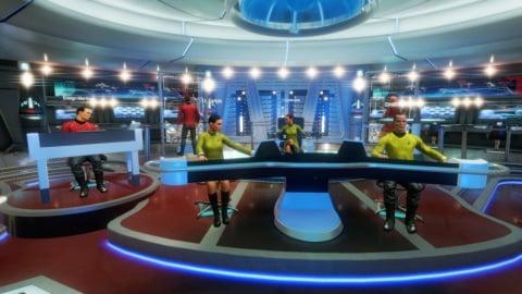 Star Trek Bridge Crew : Anagund pilote l'Enterprise