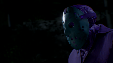 Jaquette de Friday the 13th : Jason se paie une tenue retro