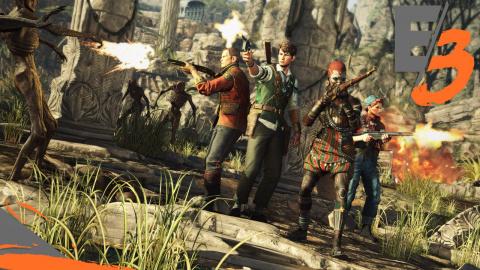 E3 : Strange Brigade, une momie qui vous veut du bien