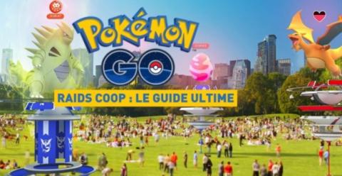 Jaquette de (MAJ) Pokémon GO, les raids coop sont dispos ! Notre guide pour affronter et capturer (enfin) les Légendaires