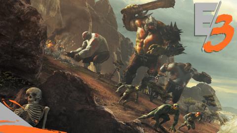 E3 2017 : Extinction, l'Attaque des Titans qui s'ignore