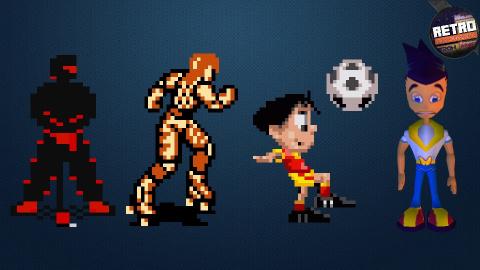 Rétro Découverte - Les personnages oubliés du jeu vidéo : les sportifs