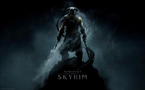 Jaquette de Skyrim VR arriverait aussi sur PC, en 2018