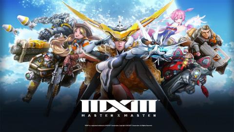 Jaquette de Master x Master : Une cinématique de lancement pour le MOBA de NCsoft