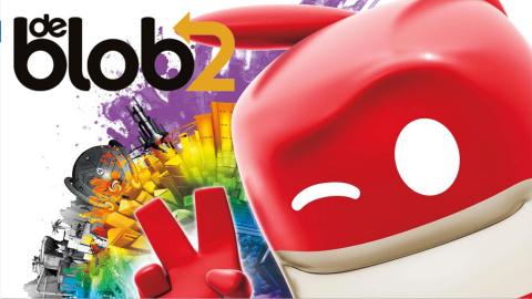 Jaquette de de Blob 2 est disponible sur PC via Steam