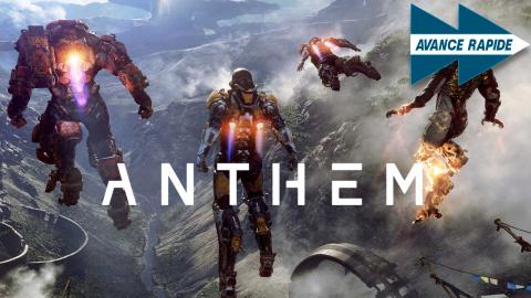 Avance Rapide - Quelles sont nos attentes pour Anthem, le prochain titre de Bioware ?