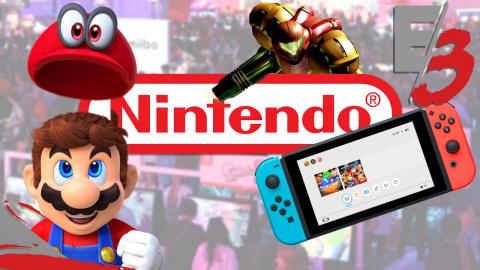 Jaquette de E3 2017: La Nintendo Switch a-t-elle convaincu?