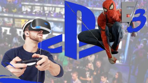 Jaquette de E3 2017 : PlayStation, toujours aussi solide ?
