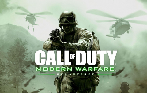 Jaquette de Call of Duty : Modern Warfare Remastered - le stand alone s'officialise en détails !