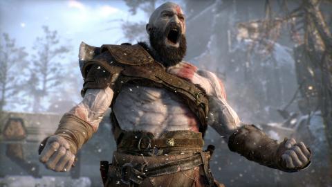 Jaquette de God of War : l'artwork qui a défini l'identité de ce nouveau jeu