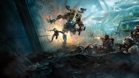 Jaquette de Titanfall 2 sera en 4K native sur Xbox One X ; la version 1080p sera également améliorée