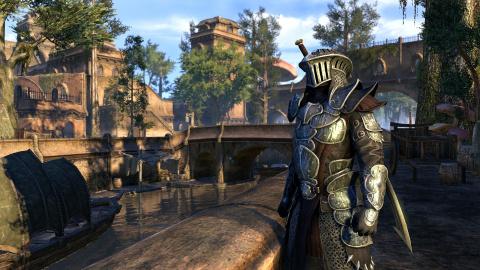 Jaquette de La bande originale de TESO Morrowind est de sortie