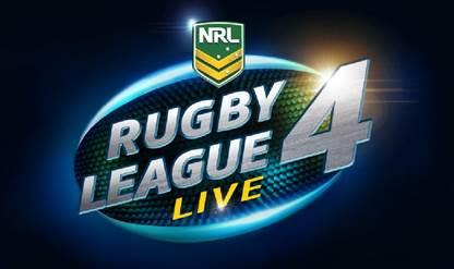 Jaquette de Rugby League Live 4 ouvre la mêlée