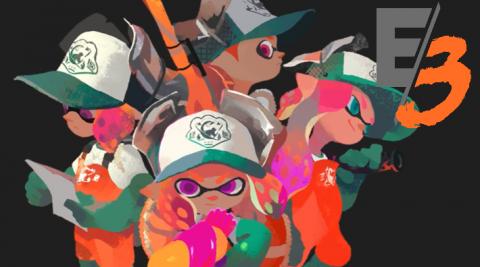 E3 : Splatoon 2, Un mode Salmon Run qui s'annonce fun entre amis sur Switch
