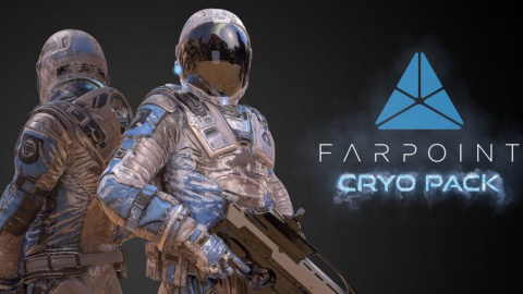 Farpoint Cryo Pack sur PS4