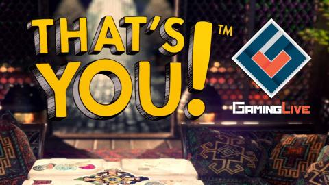 """4 Gaming Live pour découvrir le party game PlayStation 4 + Smartphone """"Qui es-tu ?"""""""
