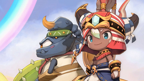 Ever Oasis : Un mix A-RPG/Gestion en mode Egypte Antique sur 3DS