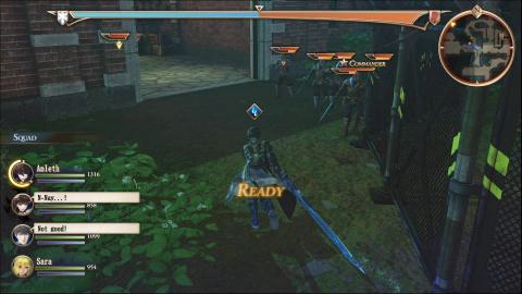 Valkyria Revolution : L'histoire d'un sabotage sur PS4