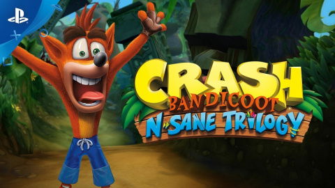 PS Store : Crash Bandicoot bondit sur la PS4
