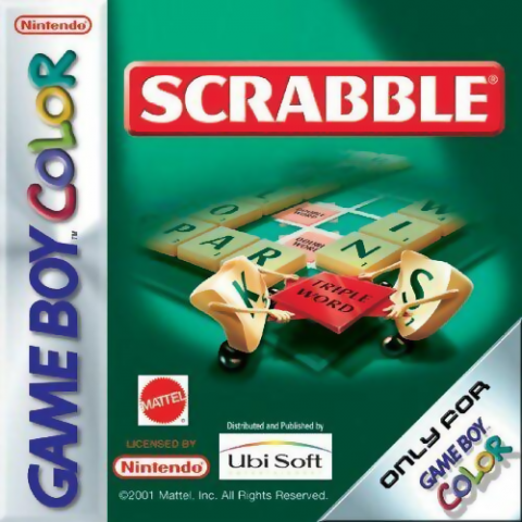 Scrabble sur GB
