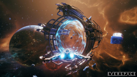 [MàJ version Switch] Everspace : Un splendide shooter spatial, à l'infini et au-delà