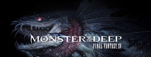 Monster of the Deep : Final Fantasy XV sur PS4