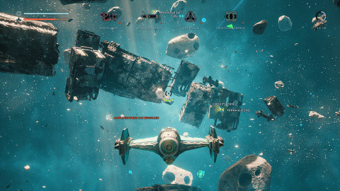 [MàJ version Switch] Everspace : Un splendide shooter spatial, à l'infini et au-delà