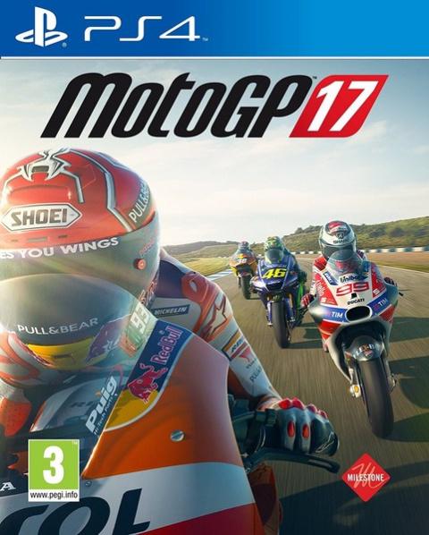 MotoGP 17 sur PS4