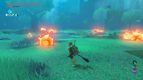 The Legend of Zelda : Breath of the Wild - Les Epreuves Légendaires : Retourner en Hyrule est toujours un plaisir !