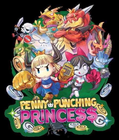 Penny-Punching Princess sur Vita