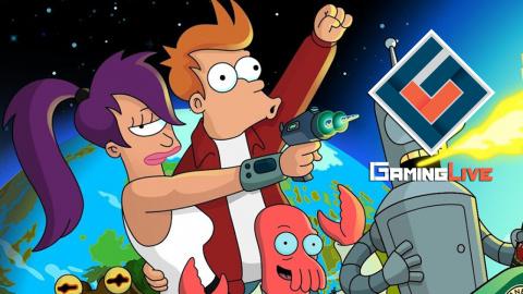 Futurama : Worlds of Tomorrow - Une expérience pot-pourri fun et fidèle