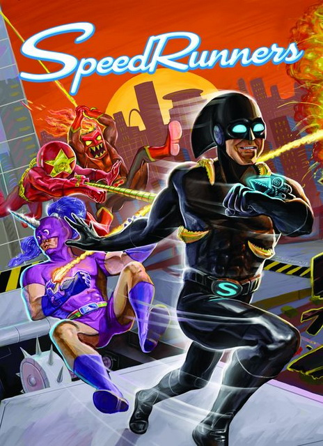 SpeedRunners sur PC